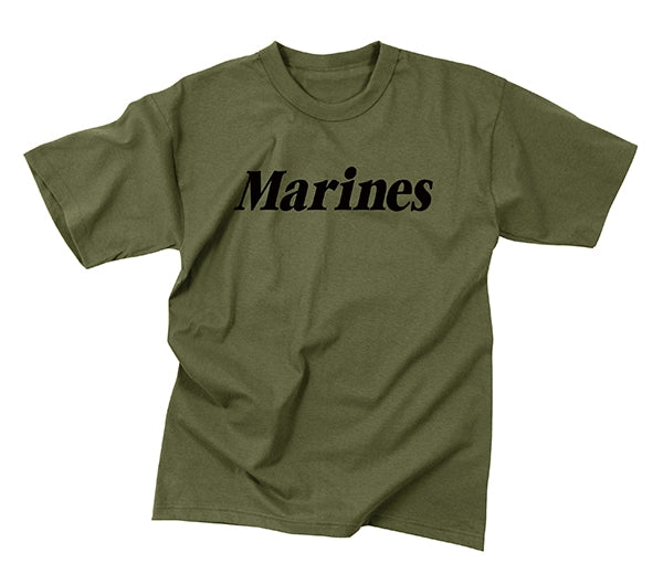 Physical Training T-Shirt | Marines | Multiple Colors