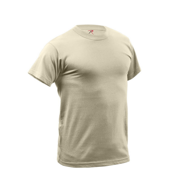 Moisture Wicking T-Shirt | Multiple Colors