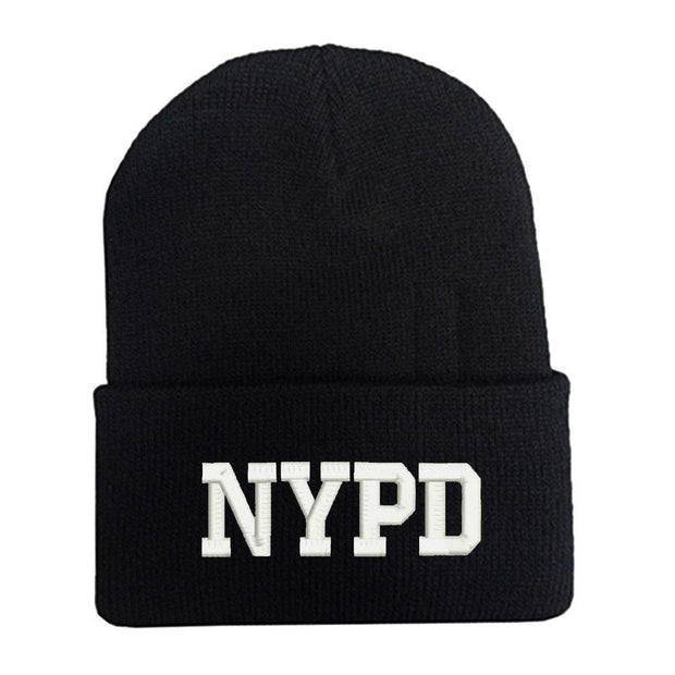 NYPD FLEECE LINE CAP