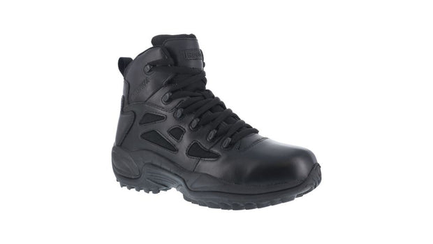 Reebok Rapid Response Waterproof Side Zip 6 Inch Tactical Boot