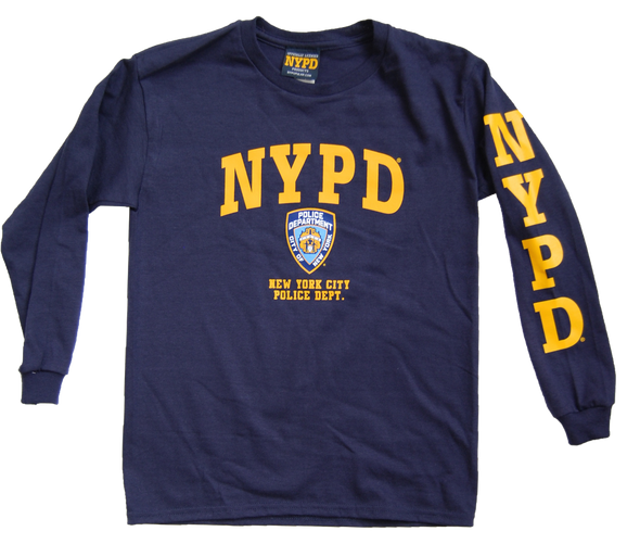 Kids NYPD Long Sleeve