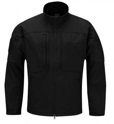 Tactical Softshell Jacket | Black