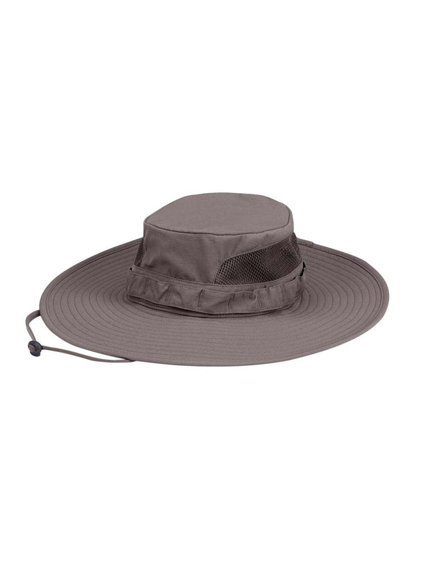 Summer Weight Wide Brim Tactical Boonie Hat | Multiple Colors