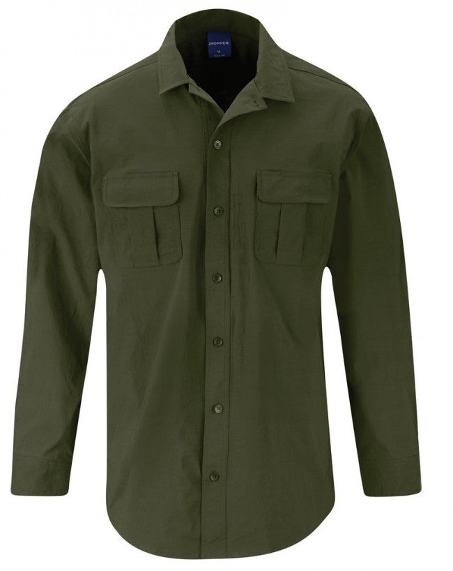 Propper Summerweight Tactical Shirt | Long Sleeve | Multiple Colors
