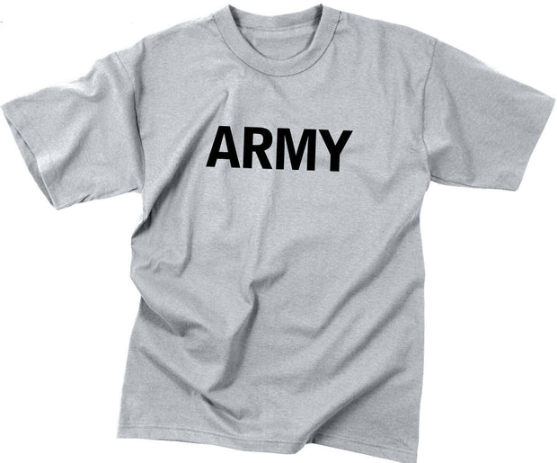 Physical Training T-Shirt | Army | Multiple Colors