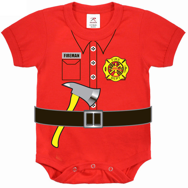 Fire Fighter Onesie