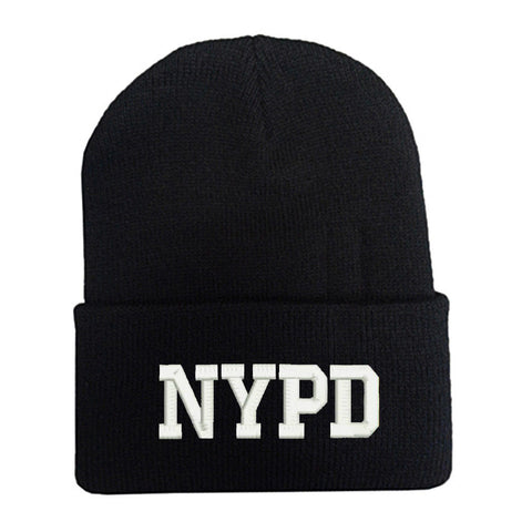 NYPD Newly Authorized Winter Watch Cap