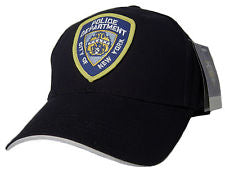 Officially Licensed NYPD Baseball Cap | Black