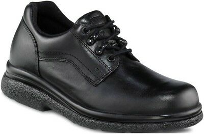 Red Wing 8618 Black USA Made Oxford DS, EH