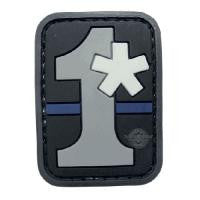 Asterisk Patch Velcro