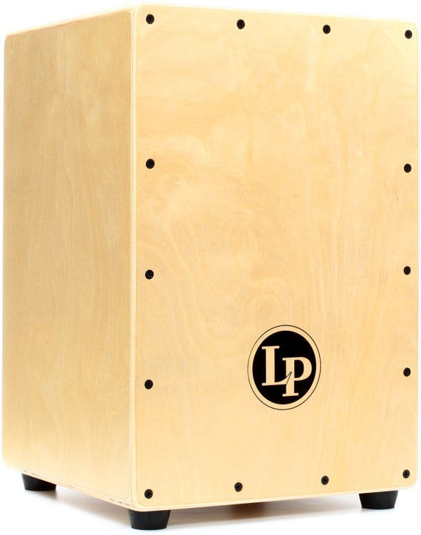 LP Aspire Natural Wire Cajon