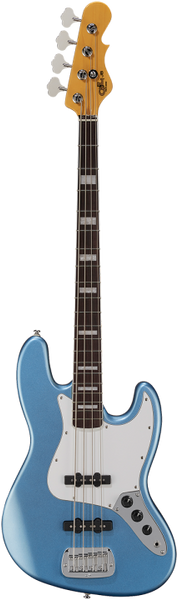 G&L - Tribute JB - Lake Placid Blue