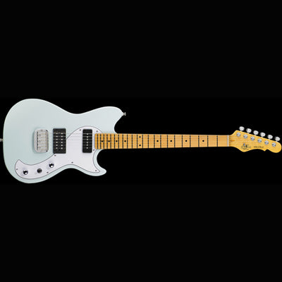 G&L Fallout - Gloss White with White Pickguard