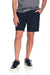 Men's 2-way stretching, thermo regulating and breathable wool and performance polyester Davis Short Midnight Blue