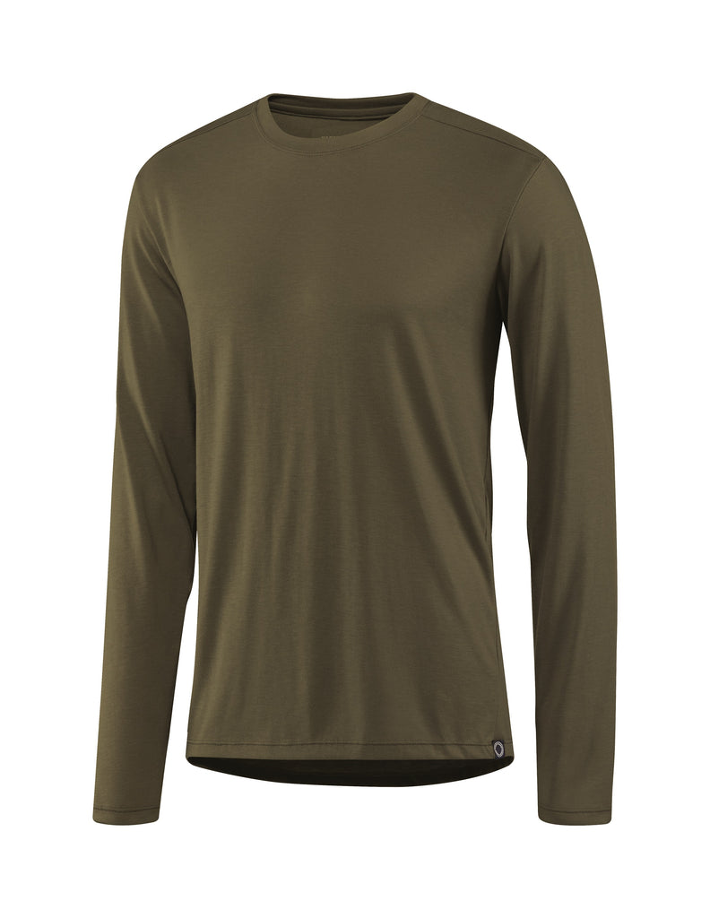 Fisher and Baker Men's Everyday Cashmere Long Sleeve Crew