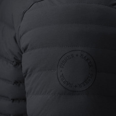 Passage Hooded Jacket Logo