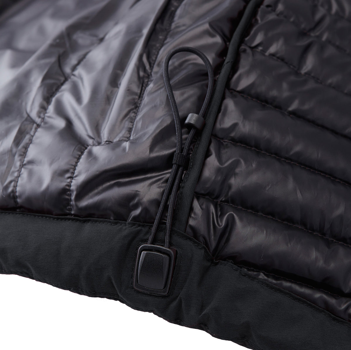 Passage Hooded Jacket Waist Adjuster