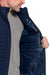 Men's Down Insulated Jacket the Passage Jacket by Fisher + Baker With Internal Stowage Pockets, 1 Secured