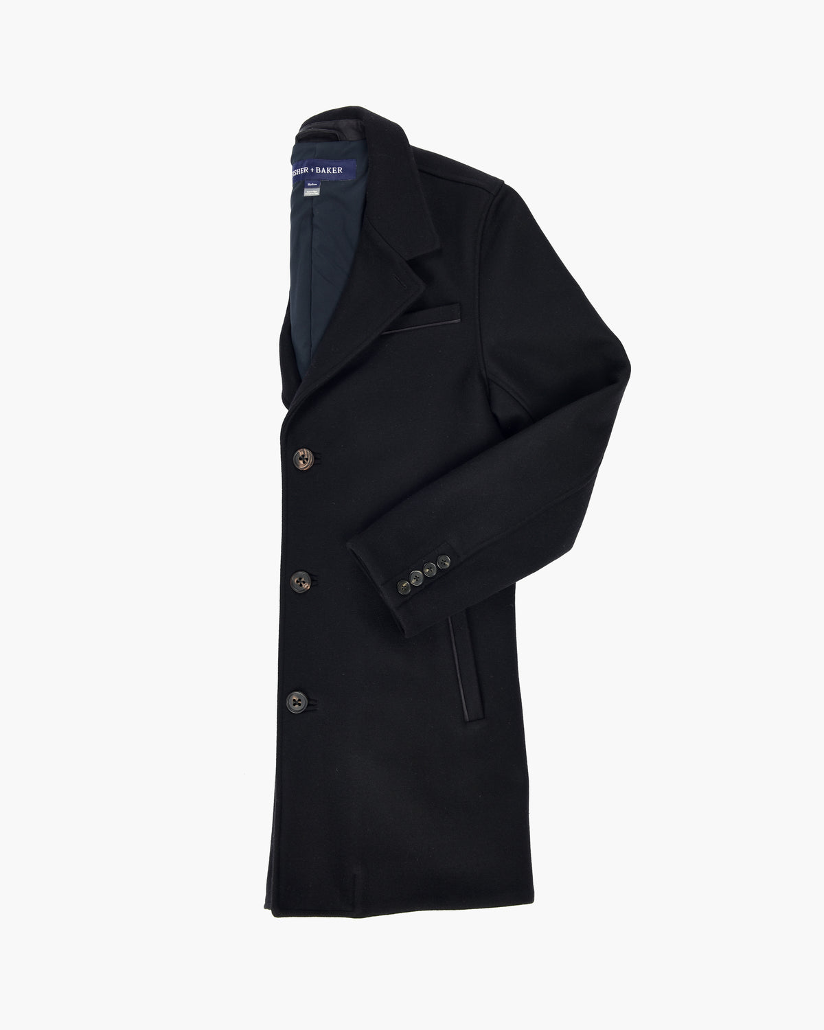 Men's Hudson Topcoat