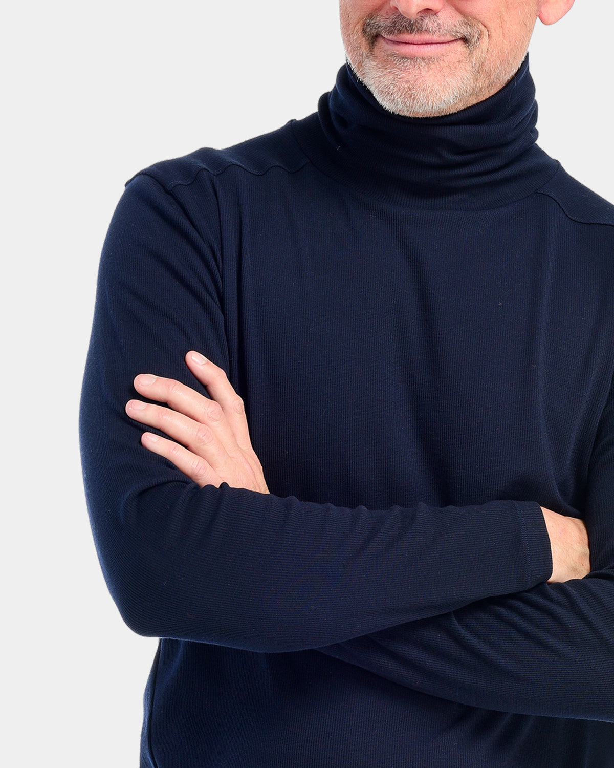 Men's Pierce Turtleneck