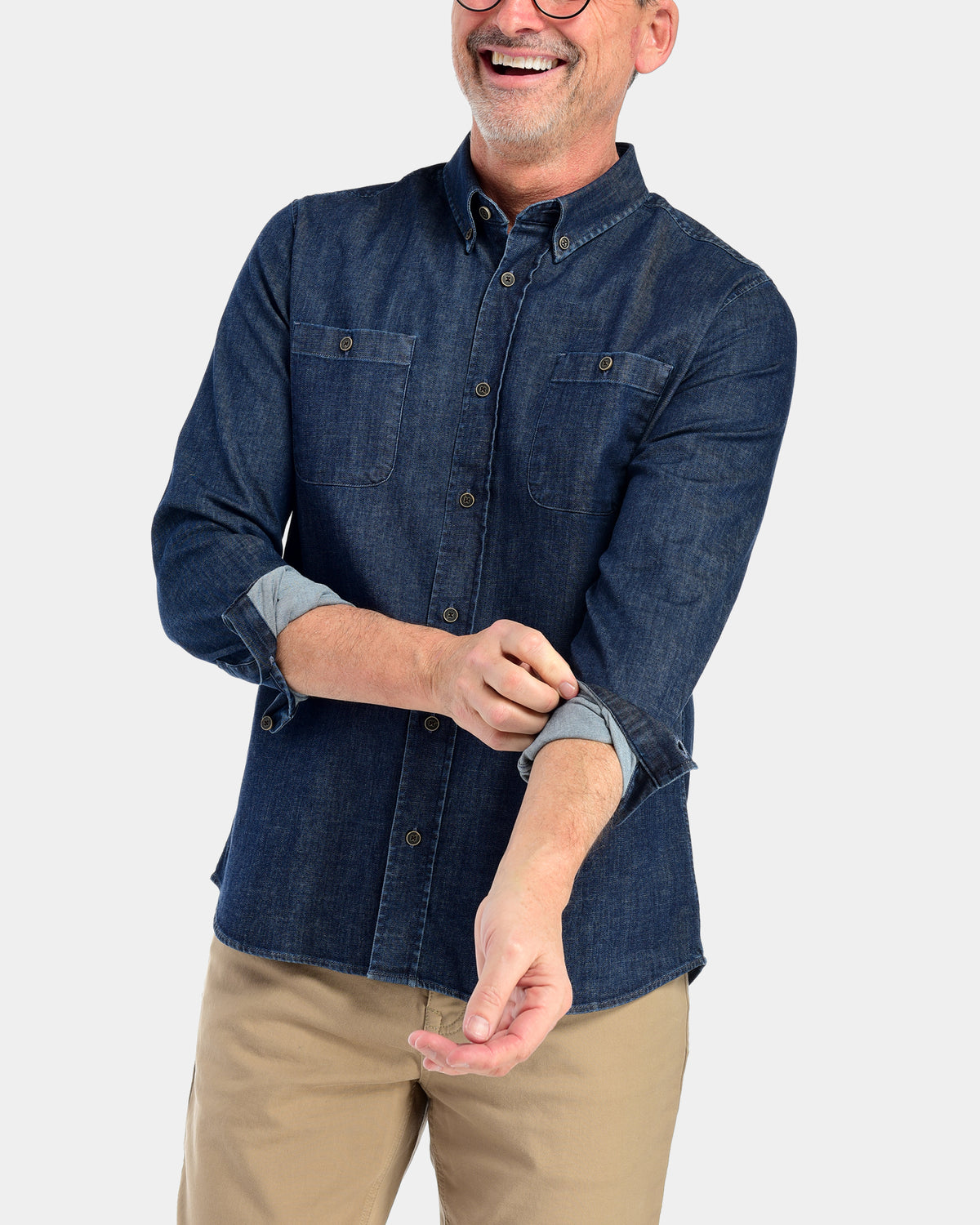 Men's Tanner Denim Shirt