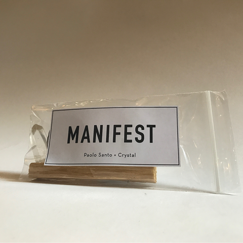 MANIFEST alter items - Sold Out