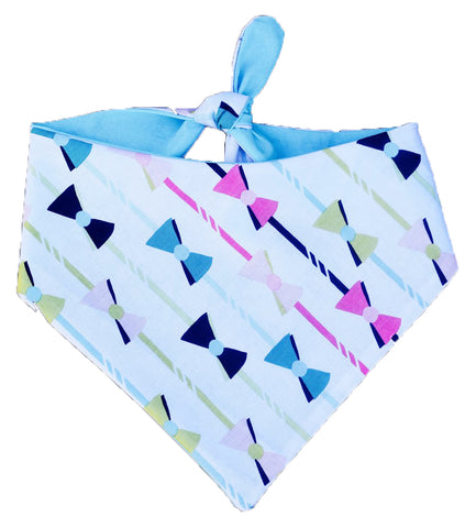 Dash of Color Bow Ties Bandana