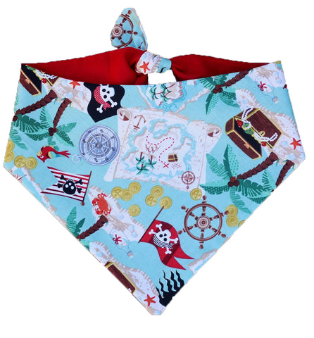Pirates Cove Bandana