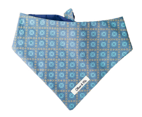 Blue Diamond Bandana