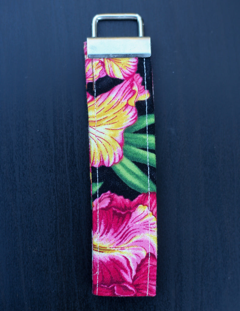 Just Because Flowers Key Fob -