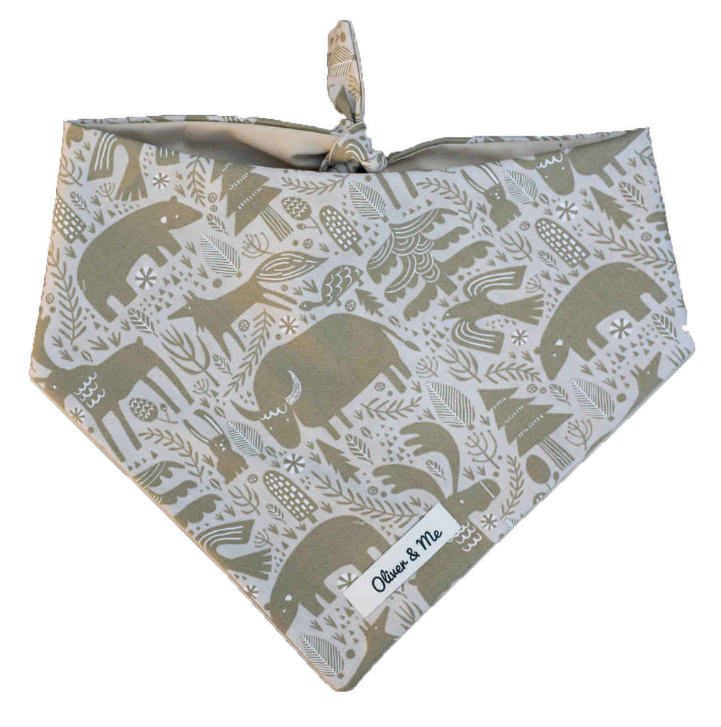 Enchanted Forest Bandana