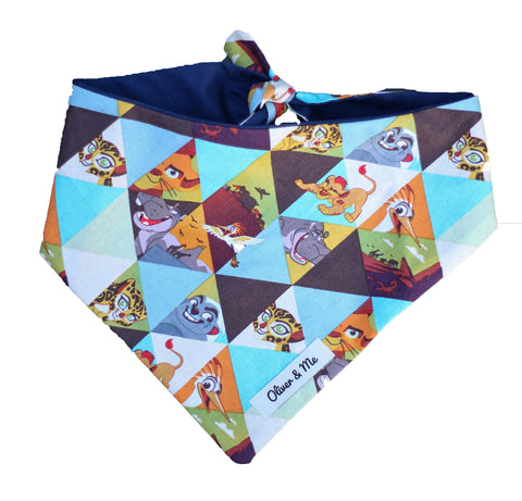 Lion King Bandana