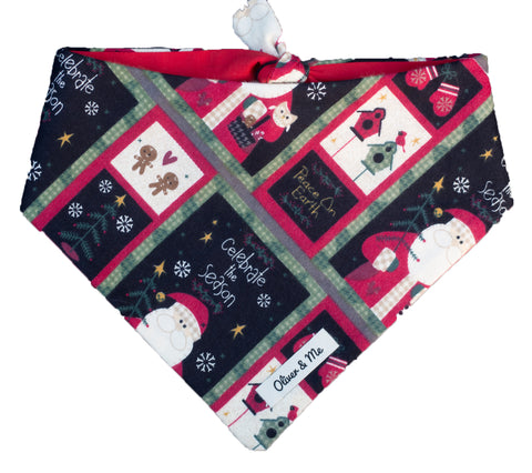 Celebrate the Season Bandana