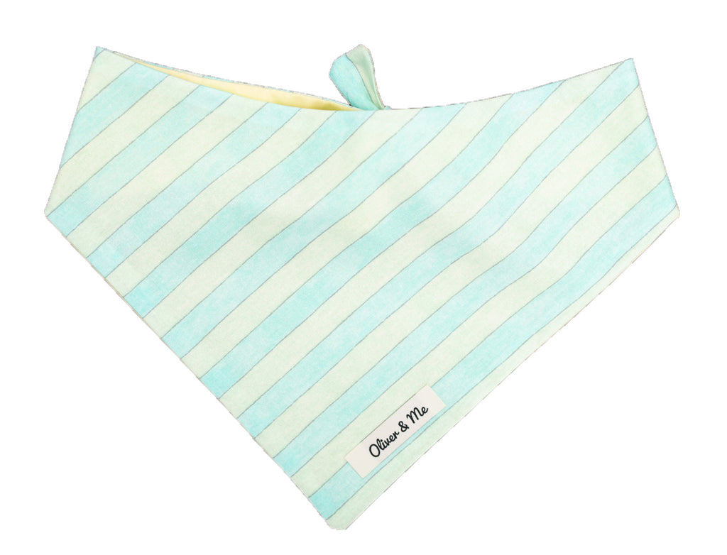 Mint Lemonade Bandana