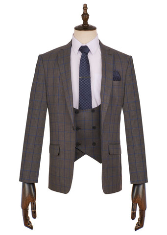 Toni Floretti Check Suits