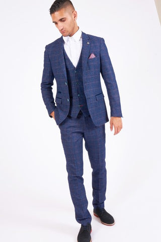 Harry Tweed Suit