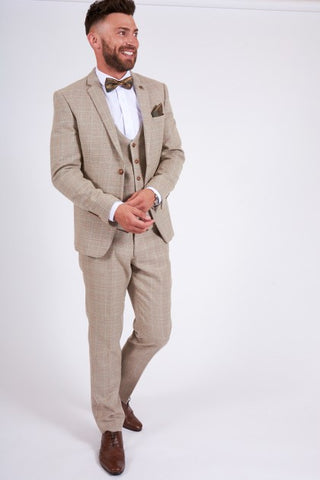 Owen Tweed Suit