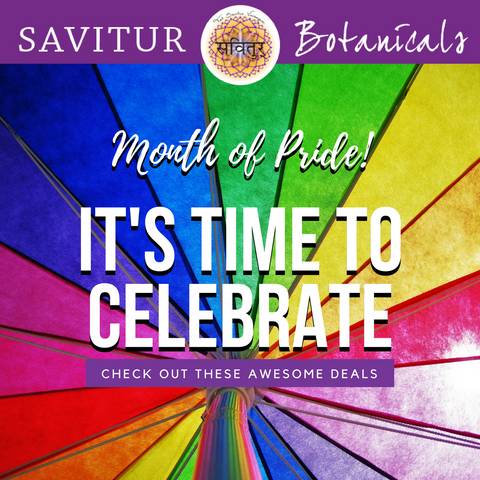 June PRIDE Celebration Sale!