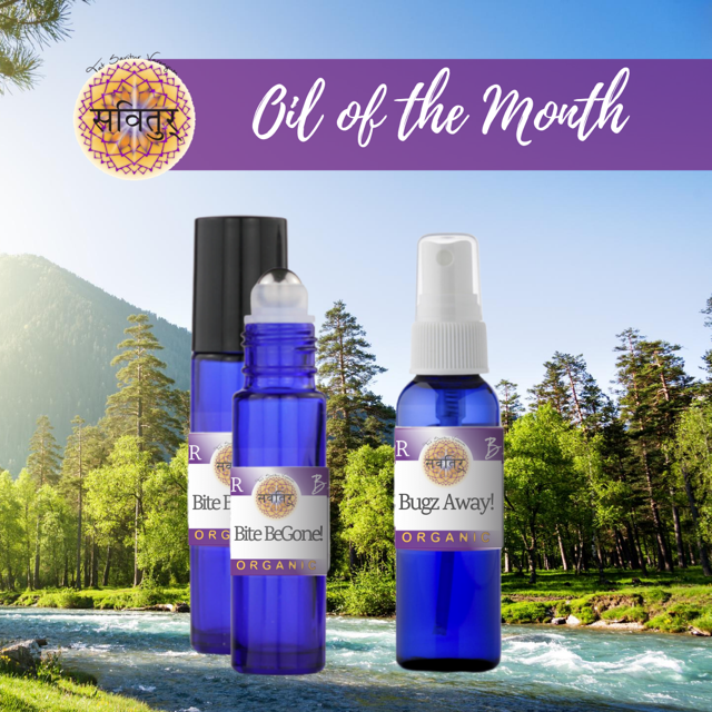 August Oils of the Month