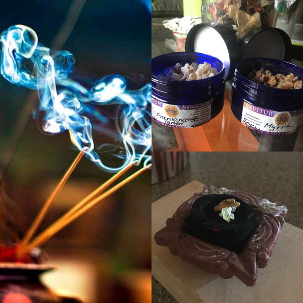 Incense & Resins