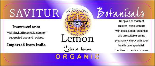 BULK Lemon (Bio-Certified)