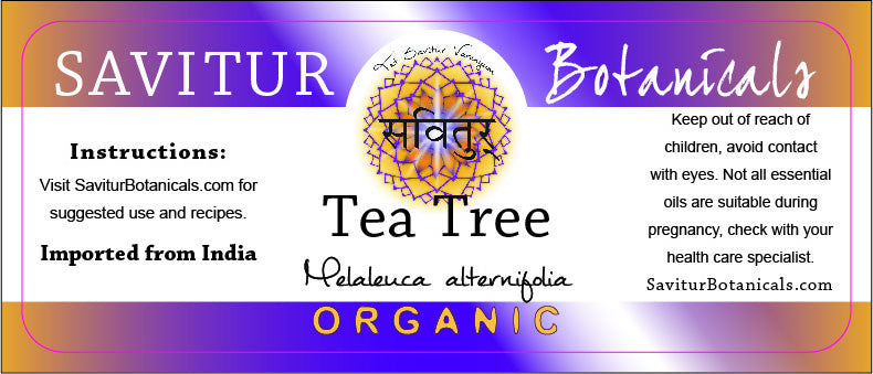 BULK Tea Tree (Bio-Certified)