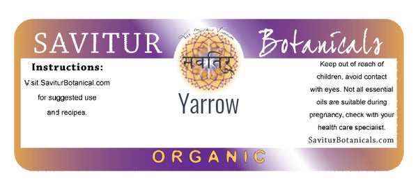 Yarrow (Bio-Certified)