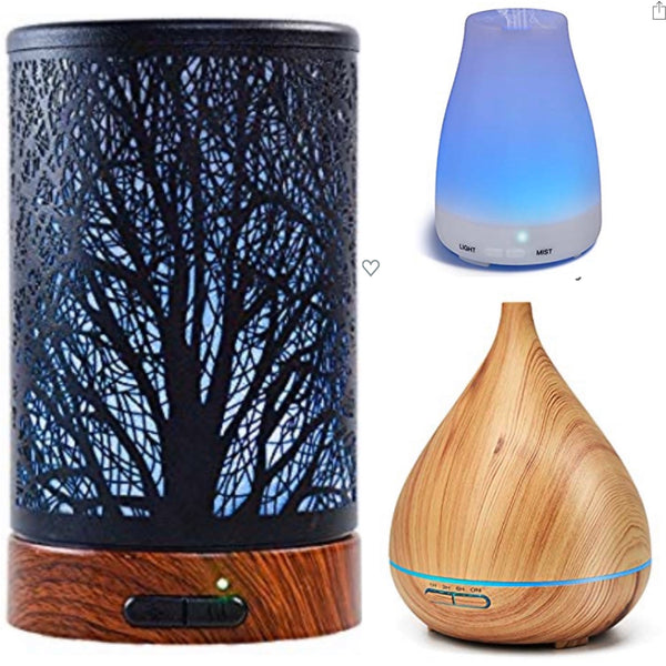 Diffuser's for Essential oils