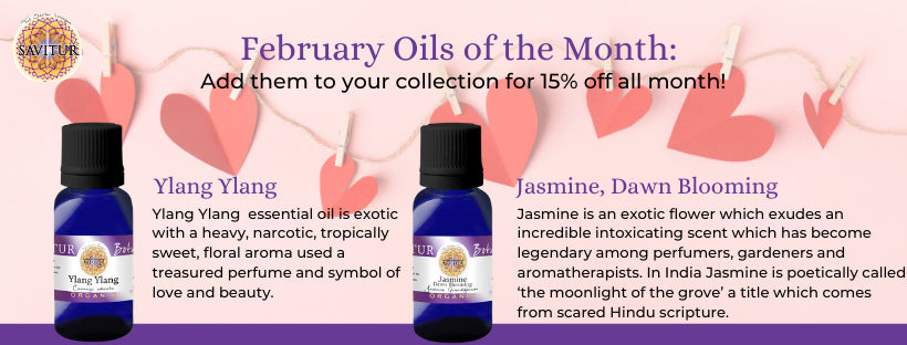 Balsam Fir - Oil of the month
