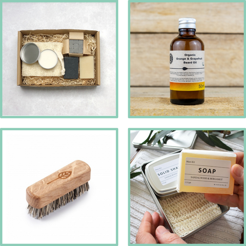 eco friendly grooming gifts for dads