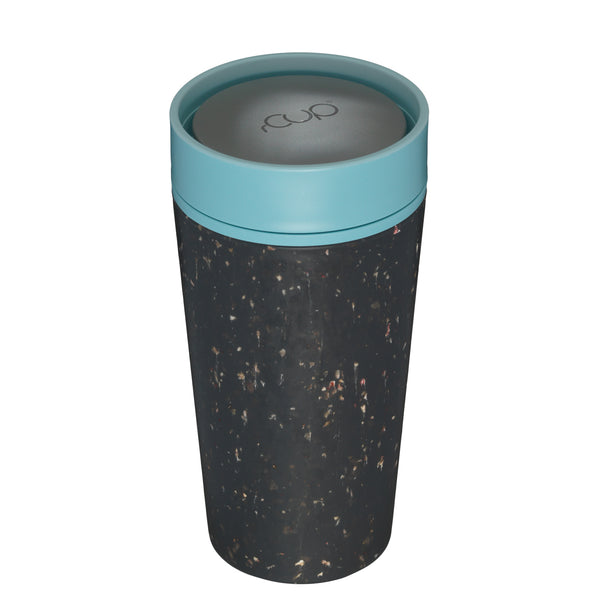 reusable coffee cup made form recycled materials