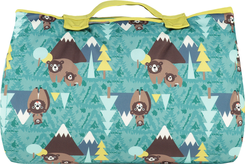 Close Pop-In Playmat - Bear