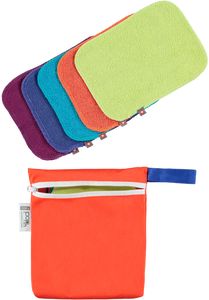 close pop in bright reusable wipes