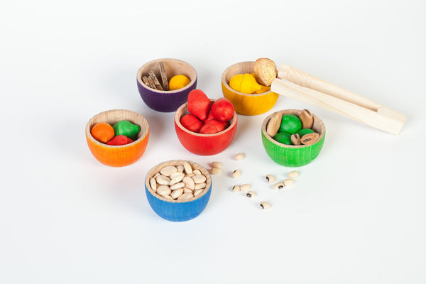 Grapat Bowls and Marbles - Smallkind